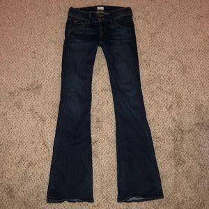 Hudson Signature Bootcut Jeans 25